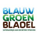 Blauwgroen Bladel