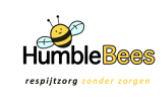 Humblebees Begeleider weekend activiteiten
