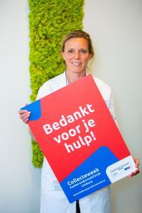 Kankeronderzoekfonds Limburg  Word collectant voor Kankeronderzoekfonds Limburg