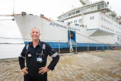 Mercy Ships Holland  HVAC-technicus