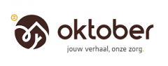 Oktober Vrijwilliger om met cliënt in de rolstoel te wandelen