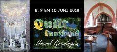Quiltfestival Noord Groningen  Gastdame/ gastheer Quiltfestival