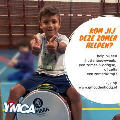 YMCA Nederland  Begeleiders Zomer3Daagse (voor jeugd)