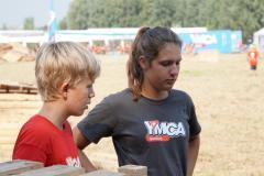 YMCA Nederland  Begeleiders (m/v) voor huttenbouwweek